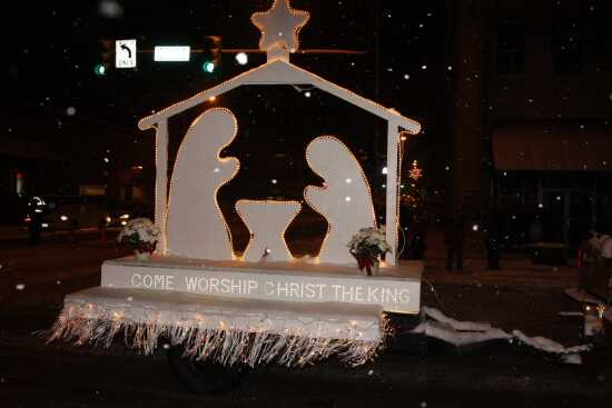 Christmas Church Float Ideas http://www.lemarssentinel.com/gallery/10121