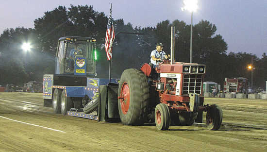 Local News: New changes opens up tractor pull to more
