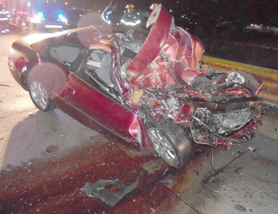 Local News: Man struck during clean up of prior accident (10